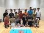 第6回福岡市スカッシュ協会CUP(2018年7月29日)